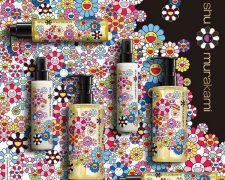 TAKASHI MURAKAMI BRINGT POP ART ZU SHU UEMURA ART OF HAIR: Haarpflege, Treatment