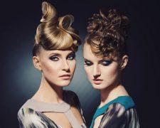 Glamouröse Hochsteckfrisuren mit Hairdreams Haaren von Zaremba International Academy - Bild