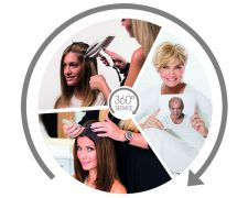Der innovative Hairdreams 360°-Service: