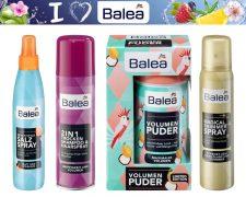 Atemberaubendes Styling für die Haare dank Balea - Bild