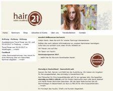 hair21. academy - Bild