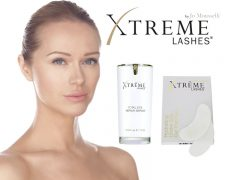 Xtreme Lashes Total Eye Repair Serum & Hydrating Augen Pads: