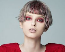 RED SPIRIT - Kollektion von Bernard Brassard: Trendfrisuren