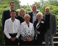 Neuwahlen anlässlich der Jahreshauptversammlung des hessischen Arbeitgeberverbandes der Friseure in Hofheim - Bild
