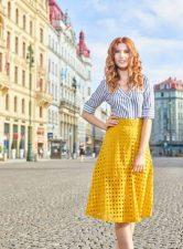Frisuren-Trends 4 - Frühjahrsfeeling in Prag