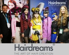 Hairdreams Haare sorgen beim 22. Intercoiffure Mondial Weltkongress für Aufsehen - Bild