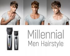 Millennials Men Hairstyle by Moser: Männerhaarschnitte