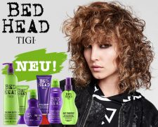 Bed Head by TIGI Wellen- und Locken-Serie: TIGI® Haircare GmbH