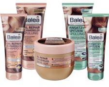 Schwerelos in den Sommer mit den Haarpflegeprodukten von Balea Professionals - Bild
