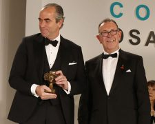 Intercoiffure Mondial ehrt TONDEO mit der Auszeichnung La Lionne - Bild