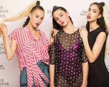 Die Wella Hairstyles bei Antonia Goy: Fashion Week - aktuelle Mode- und Frisurentrends