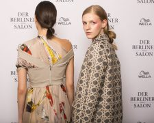Die Wella Hairstyles bei Dawid Tomaszewski: Fashion Week - aktuelle Mode- und Frisurentrends