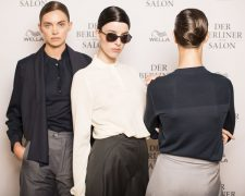 Die Wella Hairstyles bei BRACHMANN: Fashion Week - aktuelle Mode- und Frisurentrends