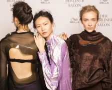 Die Wella Hairstyles bei VANESSA SCHINDLER: Fashion Week - aktuelle Mode- und Frisurentrends