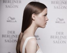 Die Wella Hairstyles bei BOSS WOMENSWEAR: WELLA PROFESSIONALS
