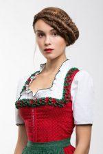 Frisuren-Trends 3 - Wiesn-Krone: Moderne Dirndl-Frisuren für das Oktoberfest 2015