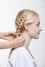 Frisuren-Trends 11 - Wiesn-Schnecke: Moderne Dirndl-Frisuren für das Oktoberfest 2015