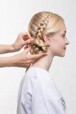 Frisuren-Trends 12 - Wiesn-Schnecke: Moderne Dirndl-Frisuren für das Oktoberfest 2015