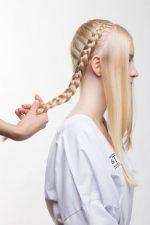 Frisuren-Trends 9 - Wiesn-Schnecke: Moderne Dirndl-Frisuren für das Oktoberfest 2015