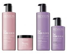 be FABULOUS Texture Care-Linie für glattes und lockiges Haar - Bild
