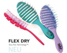 Wet Brush Flex Dry - super schnelles Föhnstyling: