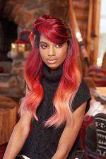 Frisuren-Trends 6 - MATRIX Color Melting Farbkollektion