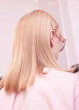 Frisuren-Trends 10 - Supermodel-Reunion bei Versace