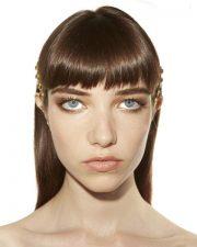 Frisuren-Trends 6 - Supermodel-Reunion bei Versace