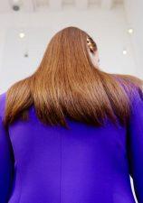 Frisuren-Trends 8 - Supermodel-Reunion bei Versace