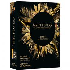 Drei weihnachtliche Präsentboxen von Orofluido