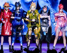 Das TIGI-Team begeisterte die Alternative Hair Show: