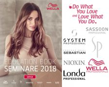 Interaktives WELLA Education Book 2018: WELLA PROFESSIONALS
