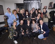 KEVIN.MURPHY SESSION.SALON Graduation: News, Szene