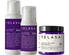 Yelasai präsentiert Ayurveda Pflegeserie für vitalen Haarwuchs - Bild