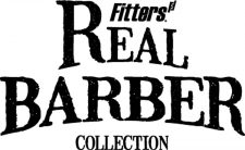 2   Fitters® Real Barber Collection für Barbershops und Salons
