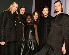 Tough und doch so elegant: Fashion Week - aktuelle Mode- und Frisurentrends
