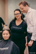3 | Glamouröses Hairstyling für die Debütantinnen des Wiener Opernballs 2018