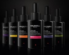 Die Farbinnovation von Goldwell: @Pure Pigments: