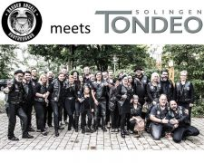 Top Hair Düsseldorf: BARBER ANGELS BROTHERHOOD meets TONDEO!: