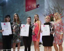 Daniela Riwoldt aus Frankenberg gewinnt Internationale Make-up Meisterschaft: