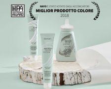 Frisuren 2018Preisregen auf der Cosmoprof 2018: Hair Products Award für NaYo