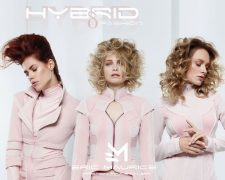 Hybrid Fashion Paris 2099: