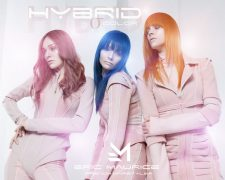 Hybrid Colour Paris 2099: