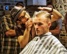 Exklusiver Barber-Workshop mit Gio the new kid in Zürich: