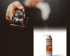 Frisuren 2018Clippercide Spray - Der effektive 5-fach-Schutz für Haarschneidemaschinen