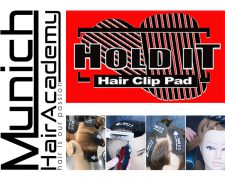 HOLD IT | Hair Clip Pads by Munich Hair Academy: