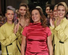 Anja Gockel + Paul Mitchell = Fashion Week: Fashion Week - aktuelle Mode- und Frisurentrends