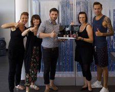 Frisur 2018: Preisübergabe 45-teiliges Einsteiger-Set BC Brilliant Cosmetics