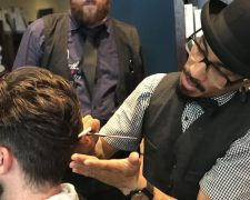 Exklusiver Barber-Workshop in Zürich in Kooperation mit Eddine Belaid: News, Szene