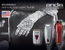 6   Traditionsmarke ANDIS aus den USA